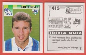 Sheffield Wednesday Dan Petrescu Romania